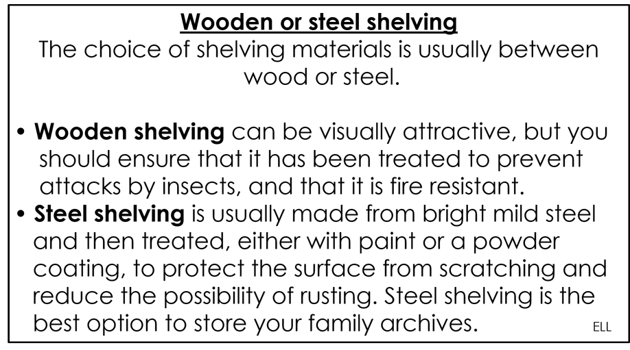 wood or steel